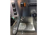 Second Hand Rancilio Silvia Coffee Machine