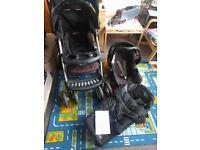 Graco Quattro Tour Deluxe pushchair (new price £300)