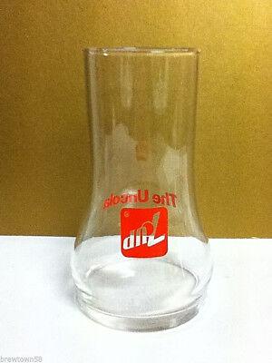 7up the uncola soda pop larger font vintage drink cocktail glass glassware SN3