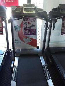 St37a treadmill with free bike Malaga Swan Area Preview