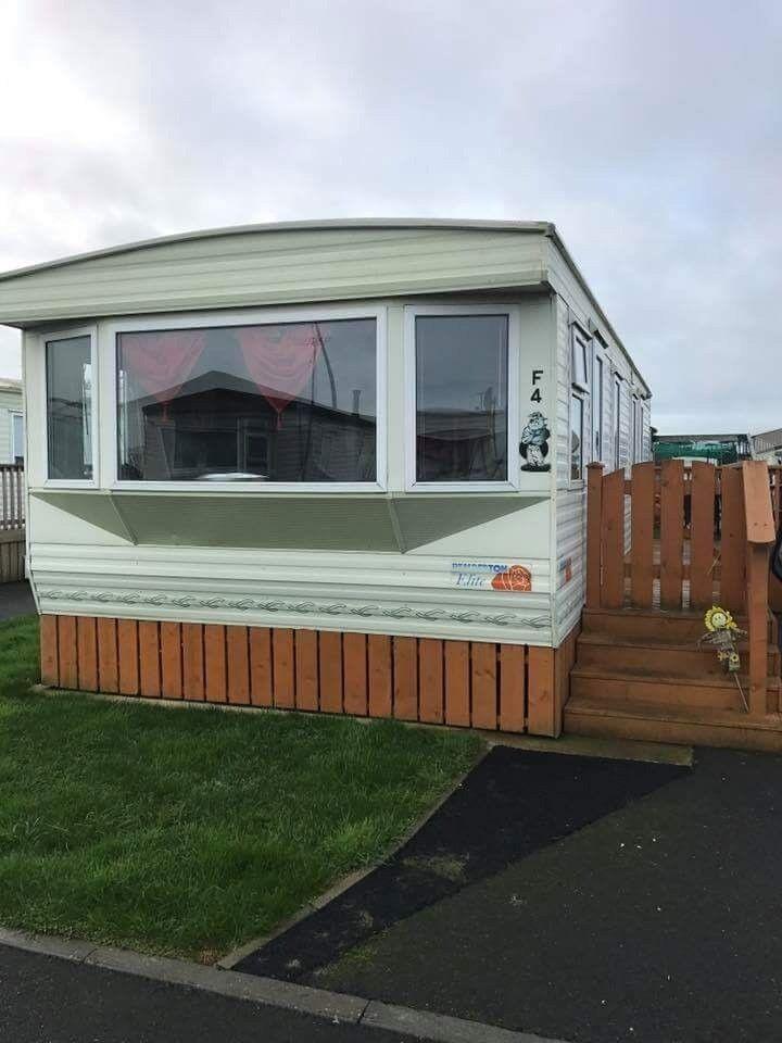 Pemberton elite 2 bedroom caravan