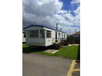 Caravan to hire on Edwards Towyn Fri 5th May - Sun 7th May £85