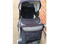 Silver cross pram collection only