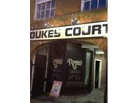 Units to let Dukes Court Macclesfield