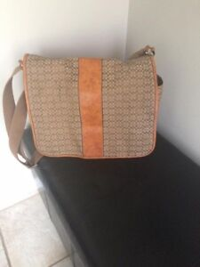 Coach laptop/diaper bag