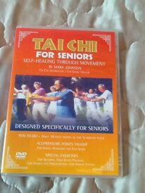 Tai Chi For Seniors ( Self Healing Through Movement) by Dr Mark Johnson