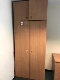 Wardrobe & Top Box