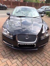 Jaguar XF 3.0 TD V6 premium luxury 4 Dr Dec 2010 Registered
