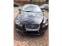 Jaguar XF 3.0 TD V6 premium luxury 4 Dr Dec 2010 Registered