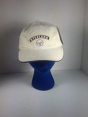 (St337 NFL Pittsburgh Steelers Buckle-Back Hat)