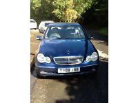 2001 Mercedes C200 Kompressor 2 DAY SALE ONLY