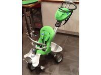 Green Smart Trike