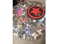 Handmade One Off Drum Practice Pad Table