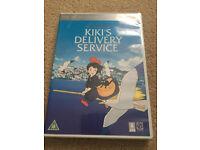 Kiki's Delivery Service DVD - Studio Ghibli