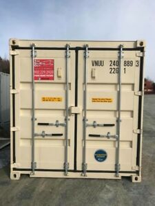 NEW SHIPPING CONTAINERS / SEACANS FOR SALE. 2018 UNITS
