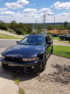 Mitsubishi legnum for sale in australia gumtree cars fandeluxe Images