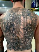 Custom drawn tattoo artist Collingwood Yarra Area Preview