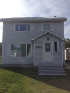 House in Balmertown, ON. Looking to sell by the summer!