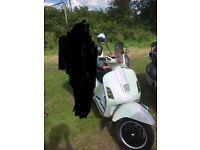 Vespa 125cc supersport