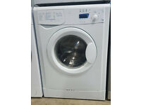 l262 white indesit 7kg 1200spin washing machine comes with warranty can be delivered or collected