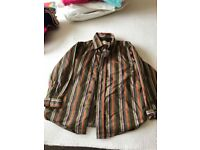 Ted baker boys shirt 6 years old used