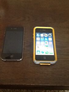 IPhone 4S (two of them)