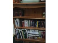 Pine Small Book shelf