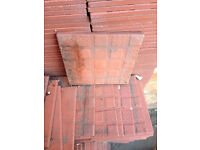 Traditional Red Quarry Clay Floor Tiles, Over 1000 Available **URGENT CLEARANCE**