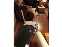 Everlast running machine model elite ev7000 very good condition