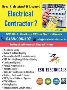 Are you Looking for a ELECTRICIAN ???