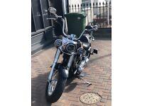 Harley Davidson FLSTF Fatboy 1450cc