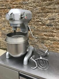 HOBART BAKERY DOUGH MIXER WITH ATTCHMENTS