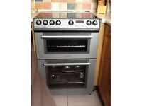 Hotpoint Double Oven Cooker