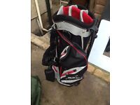 golf bag with stand good condition only £6.00