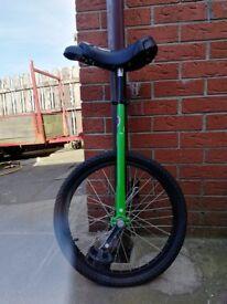 Green Unicycle