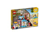 LEGO Creator 31077 3-in-1 Modular Sweet Surprises, Brand New, Sealed