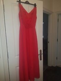 3x Mark Lesley Bridesmaid Dresses for sale- Rose Pink