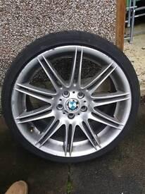"""BMW 19"""" ALLOY WHEEL"""