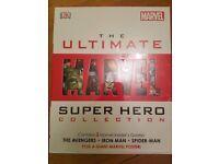 superheros collection book