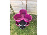 Elcho plant pots