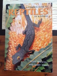 Reptile Book Glenvale Toowoomba City Preview
