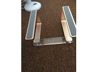 Griffins elevator desktop stand for laptops & MacBooks