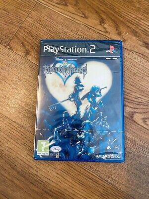Kingdom Hearts 1 Playstation 2 (PS2) - New & Factory Sealed