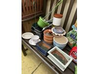 moving sale. various pots and accessories. everything for £20