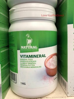 Natural Vitamineral Pigeons Poultry Birds Vitamins and Minerals BMFD