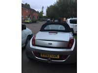 Ford street ka convertible New windscreen fitted, two new tyres, low mileage, leather interior