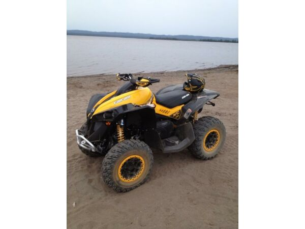 Used 2013 BRP Renegade