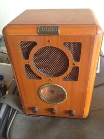 bush radio good condition only £15.00