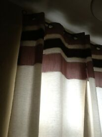 "72"" drop curtains"