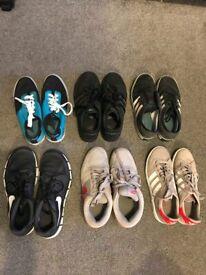 e3730f0cc9f0 Nike lunarglide 10.5 UK